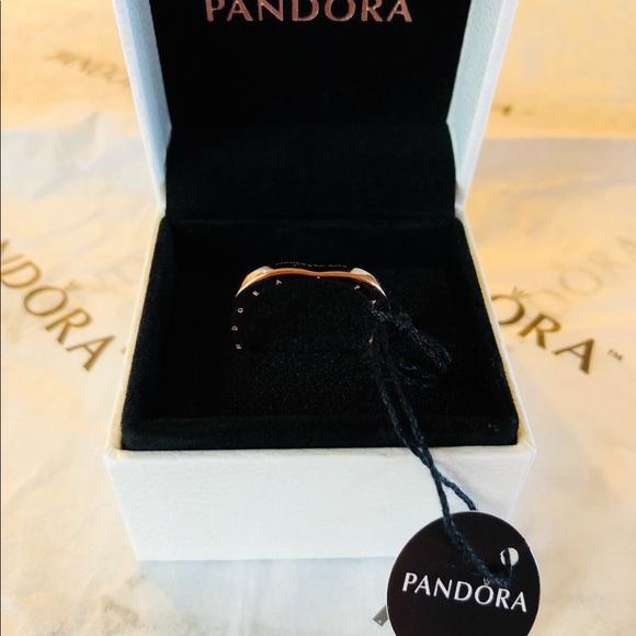 52fc19c5cc2 Pandora Jewelry   Signature Arcs Of Love Ring   Poshmark
